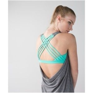 Lululemon discontinued Wild Tank (bra top)